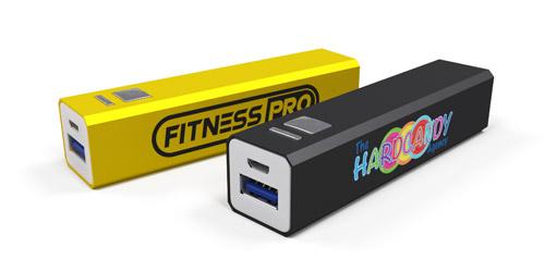 Портативный внешний аккумулятор Power bank под нанесение логотипа