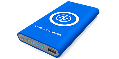 купить беспроводные зарядки с нанесением логотипа