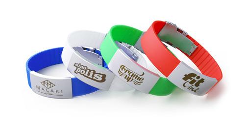 Купить силиконовые браслеты на руку