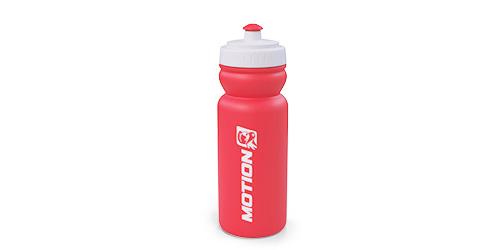 бутылка для воды с печатью логотипа (шелкография)