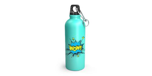 бутылки для воды с нанесением логотипа