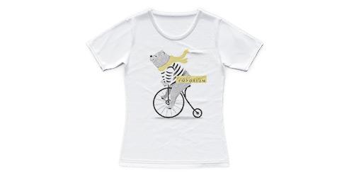 футболки с печатью логотипа